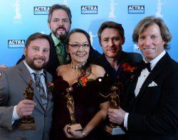 2015 ACTRA Awards in Toronto Winners