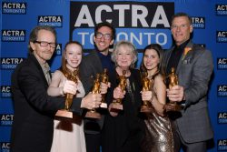 2019 ACTRA Awards in Toronto Winners