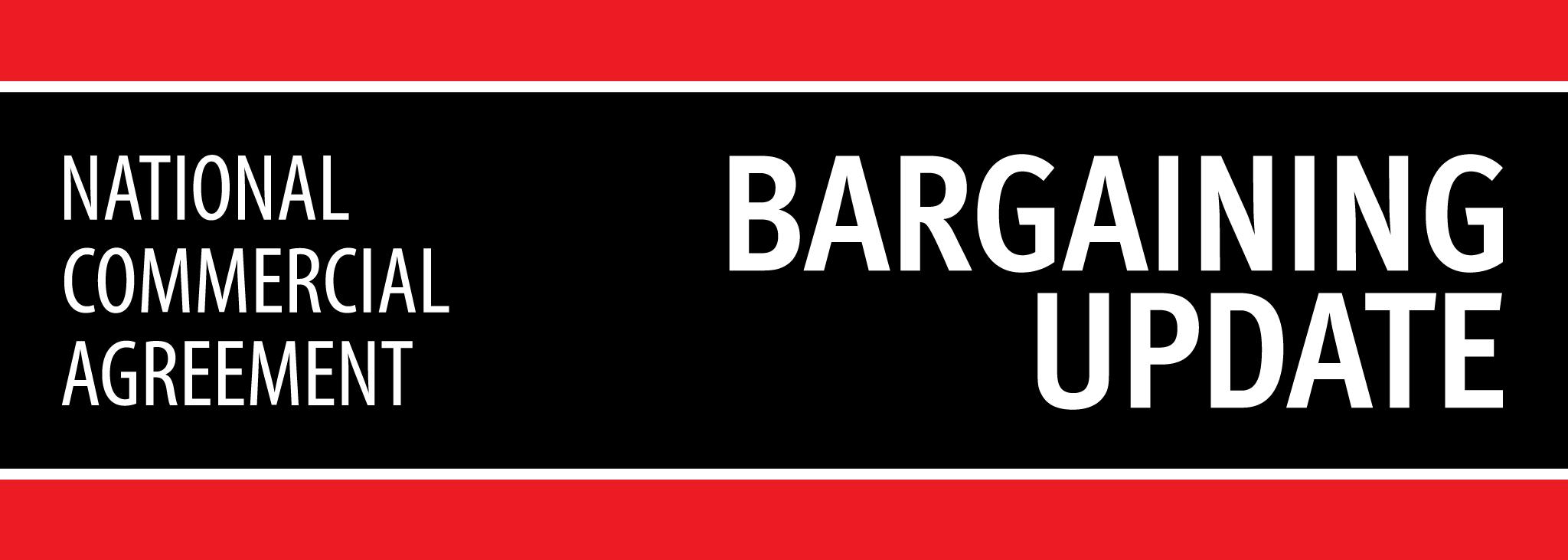 NCA Bargaining Update